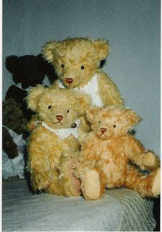The three bears....