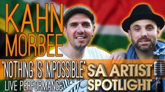 The SA Artist Spotlight is a celebration of South African arts and aims to recognise the incredible talent we have in this country! Kahn is arguably one of t. Interview, South African Art, Spotlight, The Incredibles, Music, Artist, Movie Posters, Meet, Musica