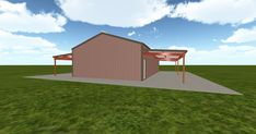 Cool 3D #marketing http://ift.tt/2F8UmsJ #barn #workshop #greenhouse #garage #roofing #DIY