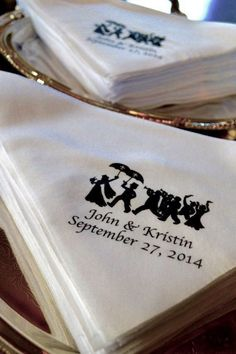 Excited to share the latest addition to my #etsy shop: Second Line handkerchiefs Starting at 1.01   hankies hanky napkins New Orleans Wedding personalized customized parade Black, names/dates