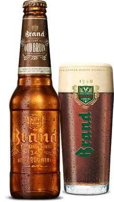 Brand Oud Bruin is typisch Limburgs. Het heeft een milde, zoete smaak, waarin de bierbitterheid vrijwel wegvalt. Oud Bruin is het oudste bier van Brand en is het hele jaar verkrijgbaar.