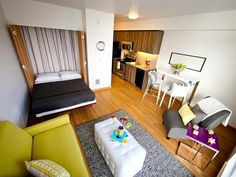 Feng Shui for Your Tiny Apartment