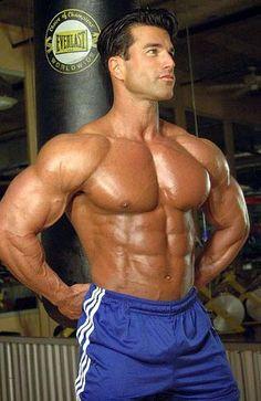 Body Beast Workout with Sagi Kalev at Beachbody Headquarters