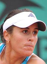 Anabel Medina Garrigues & Raven Klaasen def. Michaella Krajicek & Marin Draganja in straight sets to advance to 3rd round