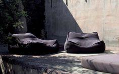 Gartenstühle: Sessel Float von Paola Lenti