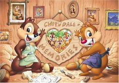 Chip & Dale:)