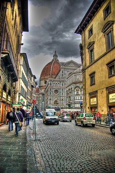 Florence, Italy Visited on our Europe trip