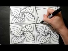 Art Therapy, Abstract Pattern, Illusions, Cards, Maps, Optical Illusions, Playing Cards