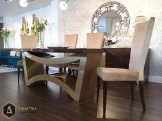 #Mesa de #comedor franco furniture https://es.pinterest.com/adissenya/