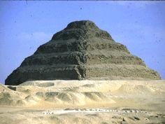 El Piramide de Sakkara