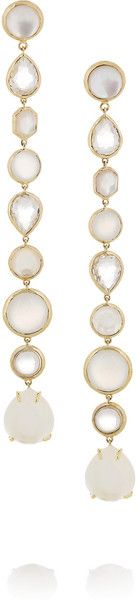 Ippolita - 18karat Gold Multistone Drop Earrings