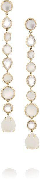 Ippolita - 18karat Gold Multistone Drop Earrings