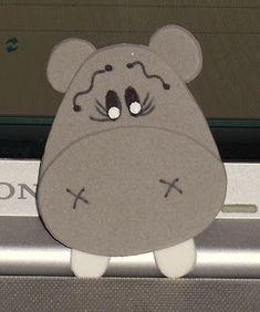 toys - Reciclagem divertida e artesanato: Carinhas - Leão, Hipopotamo e Elefante