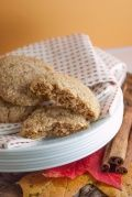 Spice Cookies Recipe  : The flavors of fall come together in these tasty spice cookies. This low calorie cookie is a healthy Halloween treat that's delicious any time of year.