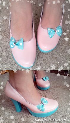 Pastel Fairy-kei / Lolita Pumps! - CLOTHING