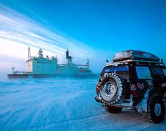 Head for the Arctic