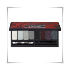 Kat Von D High Voltage Eye Primer in Smoky Plus Kat Von D Adora... ❤ liked on Polyvore featuring makeup