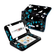 Nintendo 3DS XL Skin - Fly Me Away by FP | DecalGirl