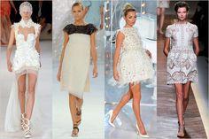 Paris Fashion Week, Spring 2012: Days 6-8