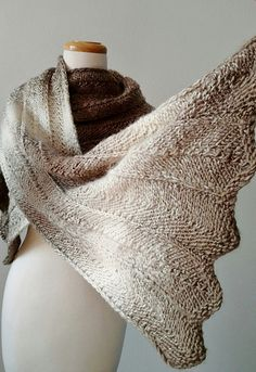 , wrap-sized reversible chevron scarf that features a textured faux ...