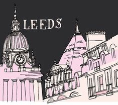 Leeds, England guide- for Niki Leeds England, England And Scotland, Yorkshire, Sponge City, Restaurant Poster, Leeds City, Pittsburgh City, Office Prints, British Isles