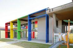 Gianluca Perottoni — Nuova scuola materna di Casorezzo (MI)