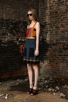Proenza Schouler | Resort 2012 Collection | Style.com