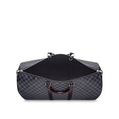 be086357211 Keepall 55 Bandoulière - Damier Graphite Canvas - Travel | LOUIS VUITTON  Louis Vuitton Hat,