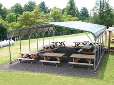Carports Florida - Metal Carports Florida from Alan's Factory Outlet Best Beach Chair, Beach Chairs, Canopy Outdoor, Outdoor Decor, Outdoor Living, Portable Carport, Pergola Images, Utility Sheds, Car Shelter
