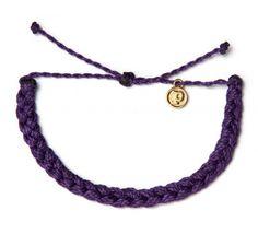 520747e41305c Purple Braided - Mor Bileklik - #elyapimi her bileğe göre #ayarlanabilir  #rengarenk örgü