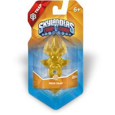 Skylanders Trap Team Tech Element Trap Pack (Universal)
