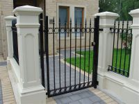 Hindmarsh Fencing and Wrought Iron Security Doors - Gates Adelaide