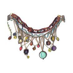 Trashy Diva Jewels found on Polyvore