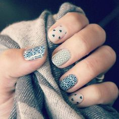 http://angelaboland.jamberrynails.com mad mod & puppy love with so fresh  accent