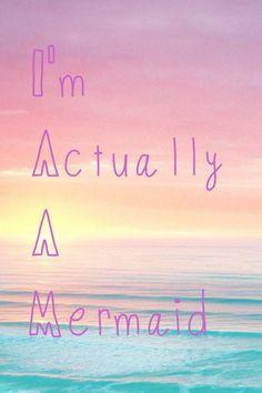 actually i'm a ...
