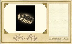 Ik heb net mijn eigen #WintersTale Valentijnskaart gemaakt! Vanaf 19 februari in de bioscoop