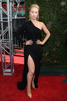 Hottest Bodies on the 2014 ESPYs Red Carpet | Iggy Azalea, Singer/Rapper