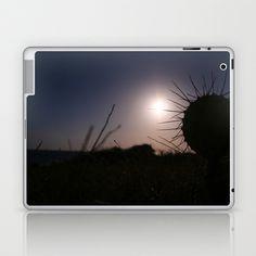 Caribbean Sunset Cabo de la Vela (Jepira)  Laptop & iPad Skin by David Hernández-Palmar - $25.00