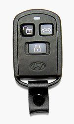 Keyless Entry Remote Fob Clicker for 2005 Hyundai Sonata (Must be programmed by Hyundai dealer) by Hyundai. $57.19. Price DOES NOT include programming instructions for training the vehicle to recognize the remote. This remote will only operate on vehicles already equipped with a keyless entry system.
