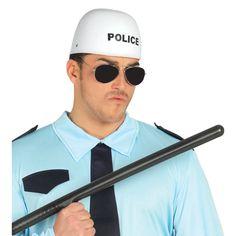 Casco de Policía #sombrerosdisfraz #accesoriosdisfraz #accesoriosphotocall