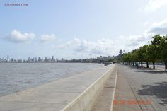 View from Nariman Point - Photos of India