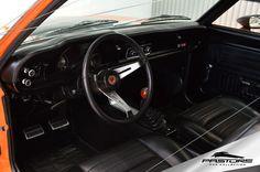 Ford Maverick, American Muscle Cars, Hot Rods, Custom Car Interior, Custom Cars, Mustang, Classic Cars, Car Interiors, Vehicles