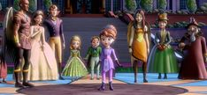 Sofia The First Characters, Disney Junior, Disney Jr, Princess Sofia, Princesas Disney, Matilda, The One, Aunt, Sailor Moon