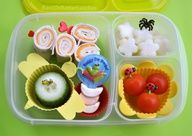 Easy Lunch Boxes - a good looking lunch and allergy friendly.  Check out their wonderful website and products