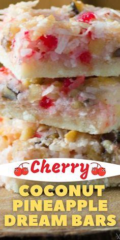 Sweets Recipes, Baking Recipes, Cookie Recipes, Snack Recipes, Bar Recipes, Recipies, Potluck Desserts, Desserts To Make, Delicious Desserts