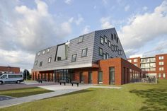 """Opening care and nursing home """"Open Vensters""""  by EGM architecten  #architecture #building #healthcare #nursing"""