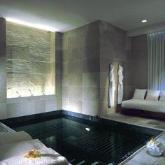 Mandarin Oriental New York Spa_ by HBA Hirsh Bedner Associates _