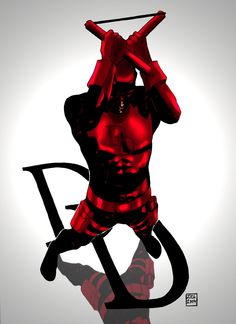 Daredevil by David Zieglmeier, colors by James Lee Stone