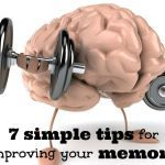 7 simple tips to improve your memory