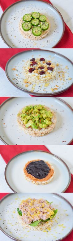 5 Rice Cake Snack + Meal Ideas Recipes for Breakfast, Lunch, and Snacks | Healthy Kid-Friendy Recipes | Luci's Morsels :: LA Healthy Food Blogger